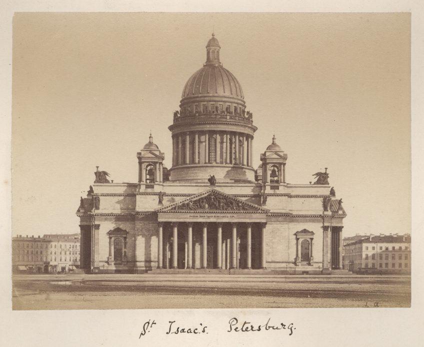 Арх. О. Монферран (1818-1858)