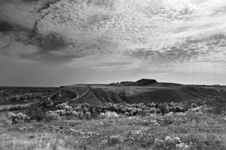 Близ села Белогорье