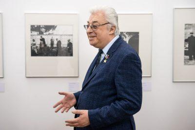 Председатель Союза фотохудожников России Юрий Батурин