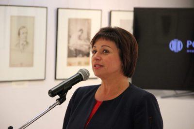 Ирина Яковлевна Верченко, заместитель председателя комитета культуры и туризма