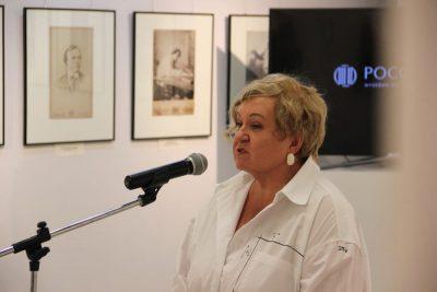 Тамара Никифоровна Лычкатая, директор Сургутского музыкально-драматического театра