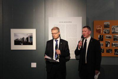 Магне Барт, глава региональной делегации МККК в РФ, Беларуси и Молдове