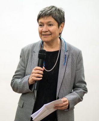 Норма Пенсадо Морено, посол Мексики в РФ