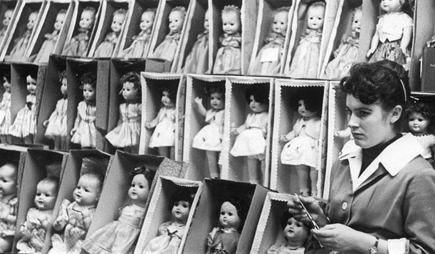 1961 куклы 2